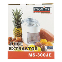 Morries Juice Extractor (MS-300JE)