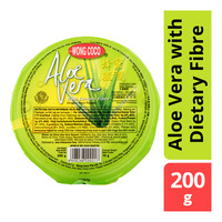 Wong Coco Jelly - Aloe Vera with Dietary Fibre