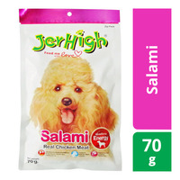JerHigh Energy Dog Snacks - Salami