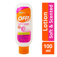 Off! Insect Repellent Lotion - Soft & Scented