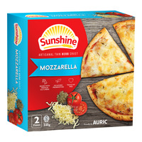 Sunshine Frozen Pizza - Mozzarella Cheese