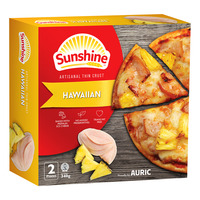 Sunshine Frozen Pizza - Hawaiian