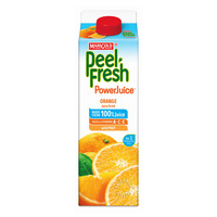 Marigold Peel Fresh Juice - Orange (No Sugar)