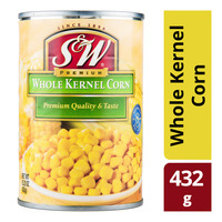 S&W Premium Vegetables - Whole Kernel Corn