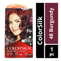 Revlon ColorSilk Hair Colour - 48 Burgundy