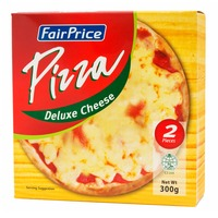 FairPrice Frozen Pizza - Deluxe Cheese