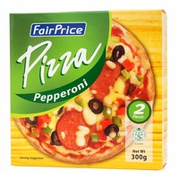 FairPrice Frozen Pizza - Pepperoni