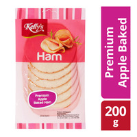 Kelly's Sliced Ham - Premium Apple Baked