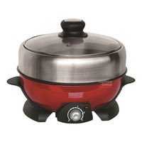 Morries 2 in 1 Multi Cooker