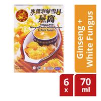 SongShan Bird's Nest Drink - Ginseng + White Fungus