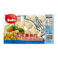 BoBo Frozen Cuttlefish Ball