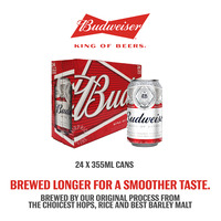 Budweiser Can Beer