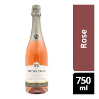 Jacob's Creek Sparkling Wine - Rose