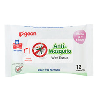 Pigeon Wet Tissues - Anti-Mosquito