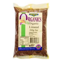 Pureharvest Organic Linseed