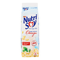 F&N NutriSoy High Calcium Fresh Soya Milk - Omega (No Sugar Added)