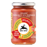 Alce Nero Organic Pasta Sauce - Vegetables