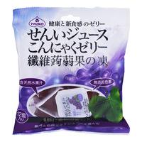 Triko Fibre Konjac Coconut Jelly - Grape