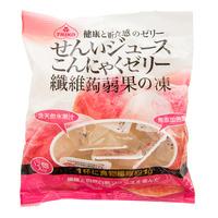 Triko Fibre Konjac Coconut Jelly - White Peach