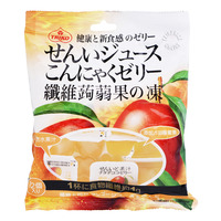 Triko Fibre Konjac Coconut Jelly - Mango