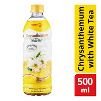 Pokka Bottle Drink - Chrysanthemum with White Tea