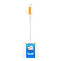 HomeProud Toilet Brush with Holder
