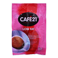 Cafe21 2 in 1 Instant Coffeemix - Low Fat