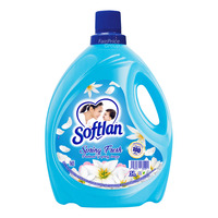 Softlan Anti-Wrinkles Fabric Conditioner - Spring Fresh
