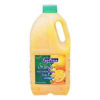 FairPrice Bottle Juice - Orange with Sacs