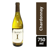 Irony Small Lot Reserve White Wine - Chardonnay
