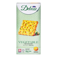 Kerk Deluxe Crackers - Vegetable