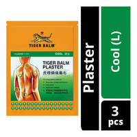 Tiger Balm Plaster Cool - L