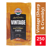 Mainland Cheese - Vintage (Shape & Crumbly)