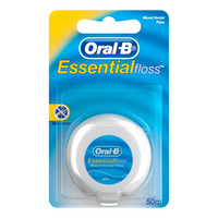 Oral-B Waxed Dental Floss - Essential