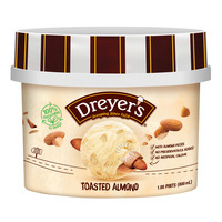 Dreyer's Ice Cream - Toasted Almonds