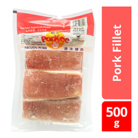 Porkee Frozen Pork - Pork Fillet