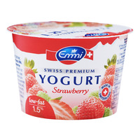 Emmi Swiss Premium Low Fat Yogurt - Strawberry