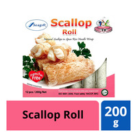 Seagift Scallop Roll