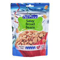 FairPrice Snacks - Broad Beans (Satay)