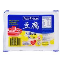 FairPrice Tofu - Silken