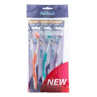 FairPrice Toothbrush Gum Massager - Soft
