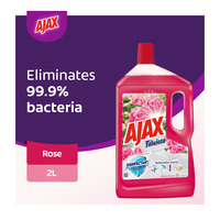 Ajax Fabuloso Multi-Purpose Cleaner - Rose Fresh