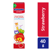 Kodomo Children Toothpaste - Strawberry