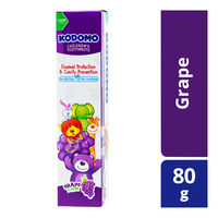 Kodomo Children Toothpaste - Grape 80G
