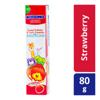 Kodomo Children Toothpaste - Strawberry 80G