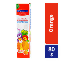 Kodomo Children Toothpaste - Orange 80G
