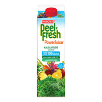Marigold Peel Fresh Juice - Kale & Veggie (No Sugar)