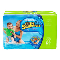 Huggies Little Swimmers Swimpants - S (7 - 12kg)