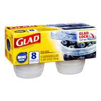 Glad Containers - Mini Round