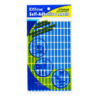 D-Best Self-Adhesive Labels - Rectangle
